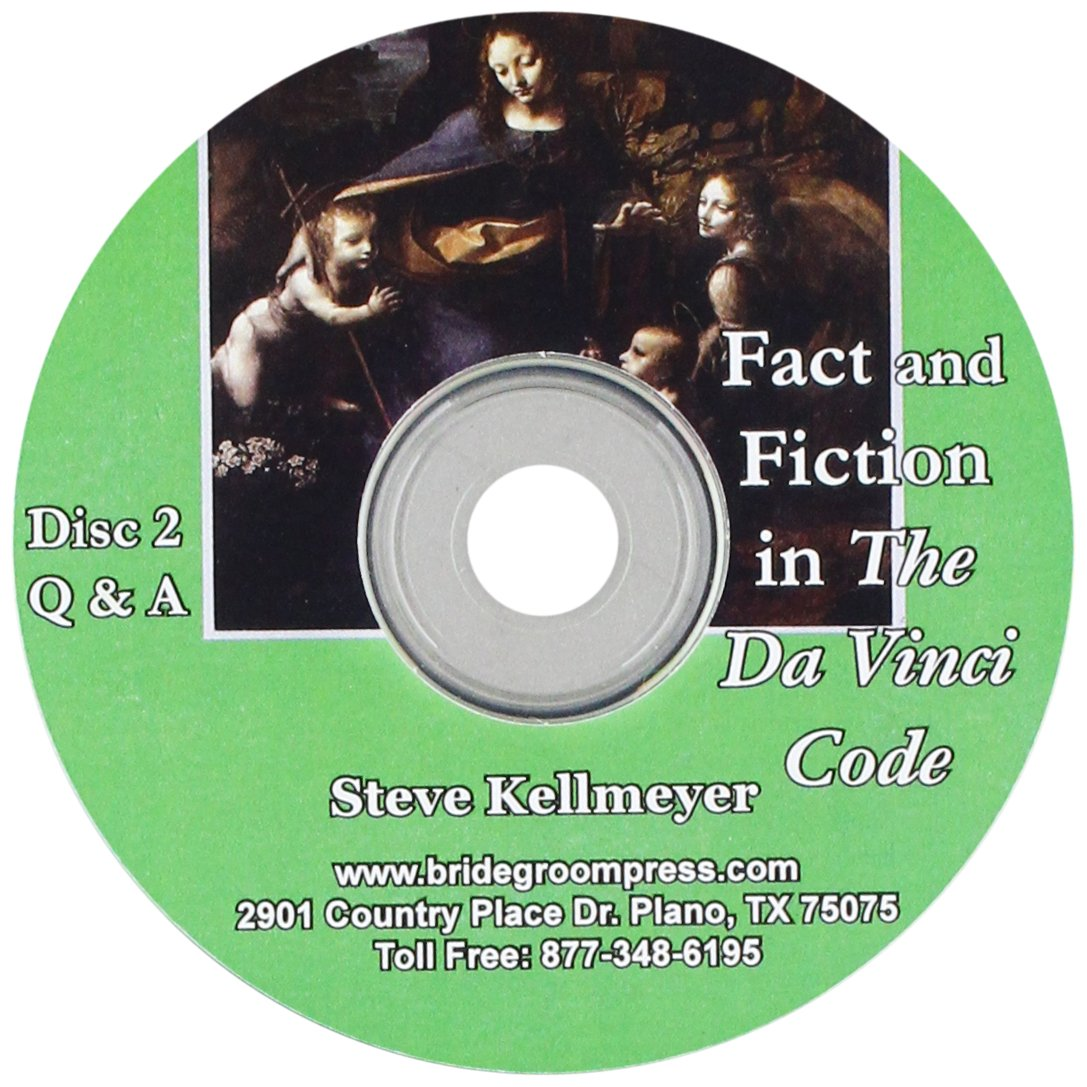 fact and fiction in the da vinci code steve kellmeyer fact and fiction in the da vinci code steve kellmeyer 9780976736875 com books