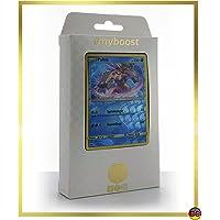 Palkia 24/73 Holo Reverse - #myboost X Sonne & Mond 3.5 Schimmernde Legenden - Doos met 10 Duitse Pokémon-kaarten