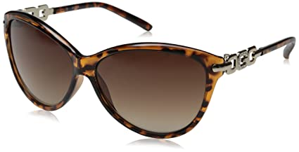 027b4412d2 Image Unavailable. Image not available for. Colour  GUESS Women s Acetate  Soft Cat-Eye Cateye Sunglasses ...