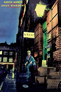 Pyramid America David Bowie Ziggy Stardust Music Cool Wall Decor Art Print Poster 24x36