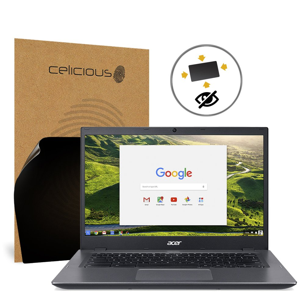 Celicious Privacy Plus 4-Way Anti-Spy Filter Screen Protector Film Compatible with Acer Chromebook 14 CP5-471 by Celicious (Image #1)