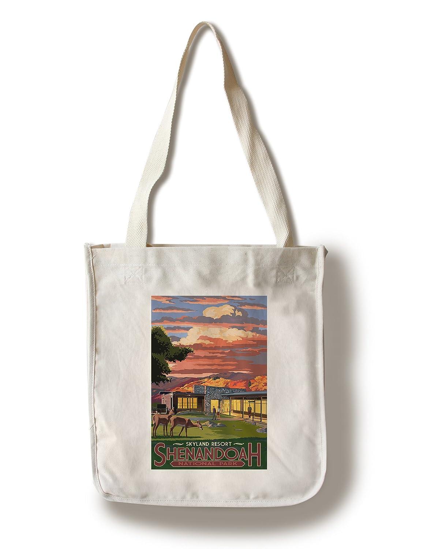 2019年春の Shenandoah国立公園、バージニア州 LANT-42284-TT Tote – Skyland Resort Canvas Tote Bag Bag LANT-42284-TT B01881BI3U Canvas Tote Bag, 天然酵素スキンケア専門 凜として:4c20c9f8 --- catconnects-ie.access.secure-ssl-servers.org