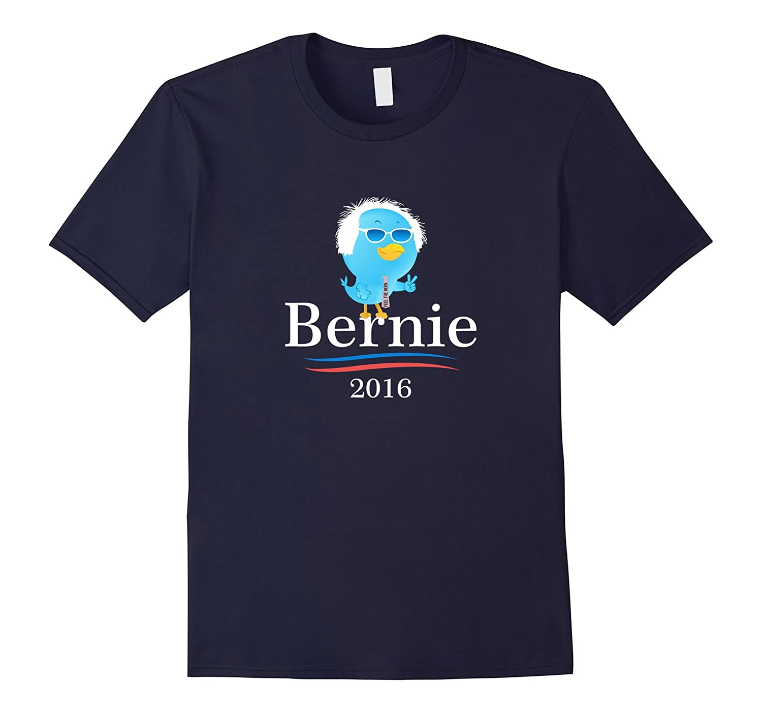 Bernie 2016 Shirt - Birdie Sanders Peace - Men  Women  Kid-RT