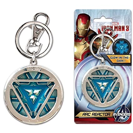 Amazon.com: Marvel Comics Iron Man 3 – Reactor Arc (brilla ...