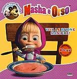 Viva le buone maniere! Masha e Orso. Impara con Masha
