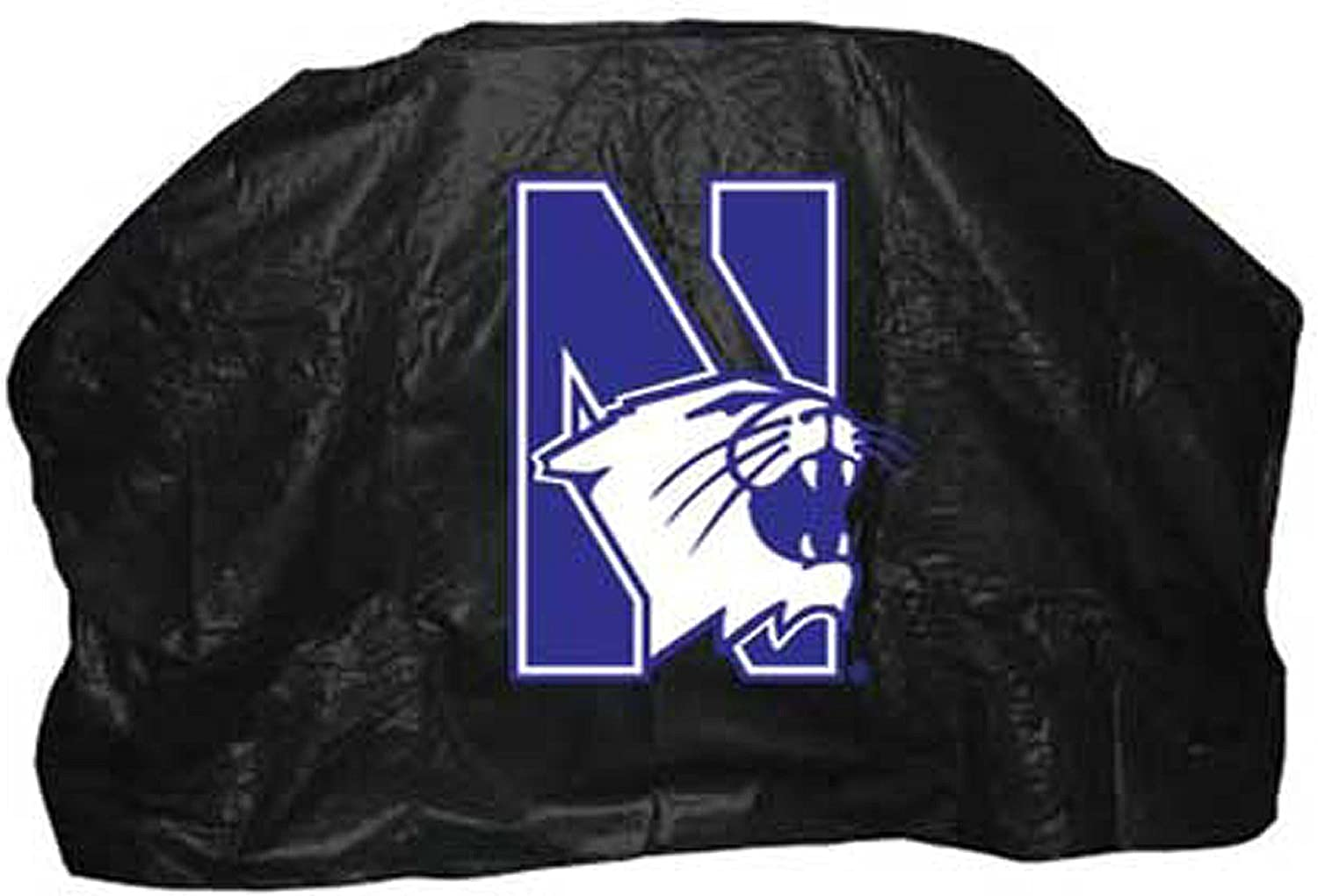 NCAA Northwestern Wildcats 68-Inch Grill Cover