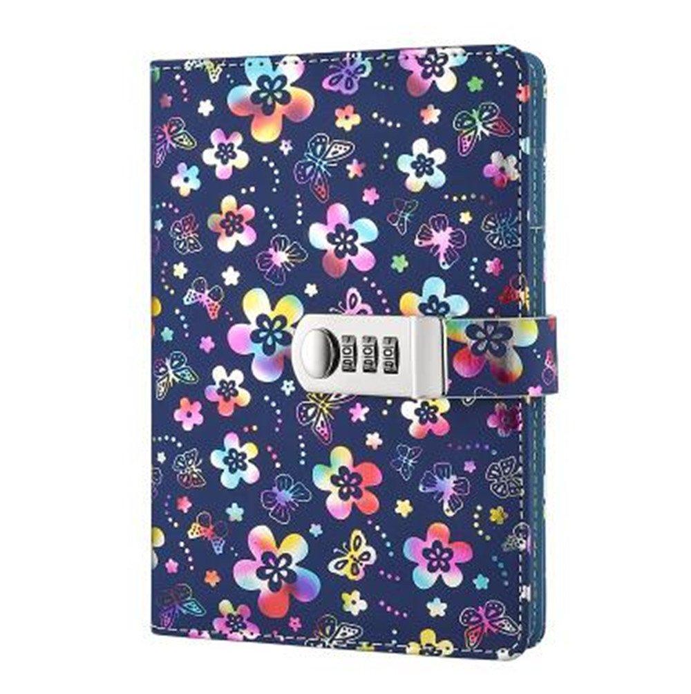 Cuzit: diario con contraseña de flores