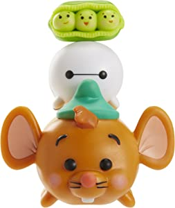 Tsum Tsum 3-Pack Figures: Gus/Baymax/Peas