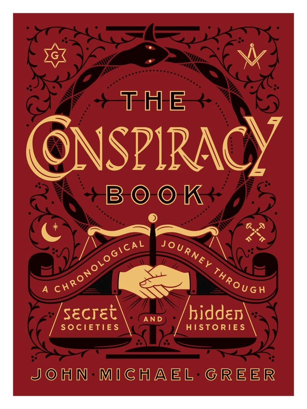 Conspiracy Book Chronological Societies Chronologies product image