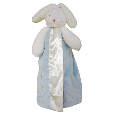 BUNNIES BY THE BAY Personalized Bud Buddy Blanket: Toys & Games