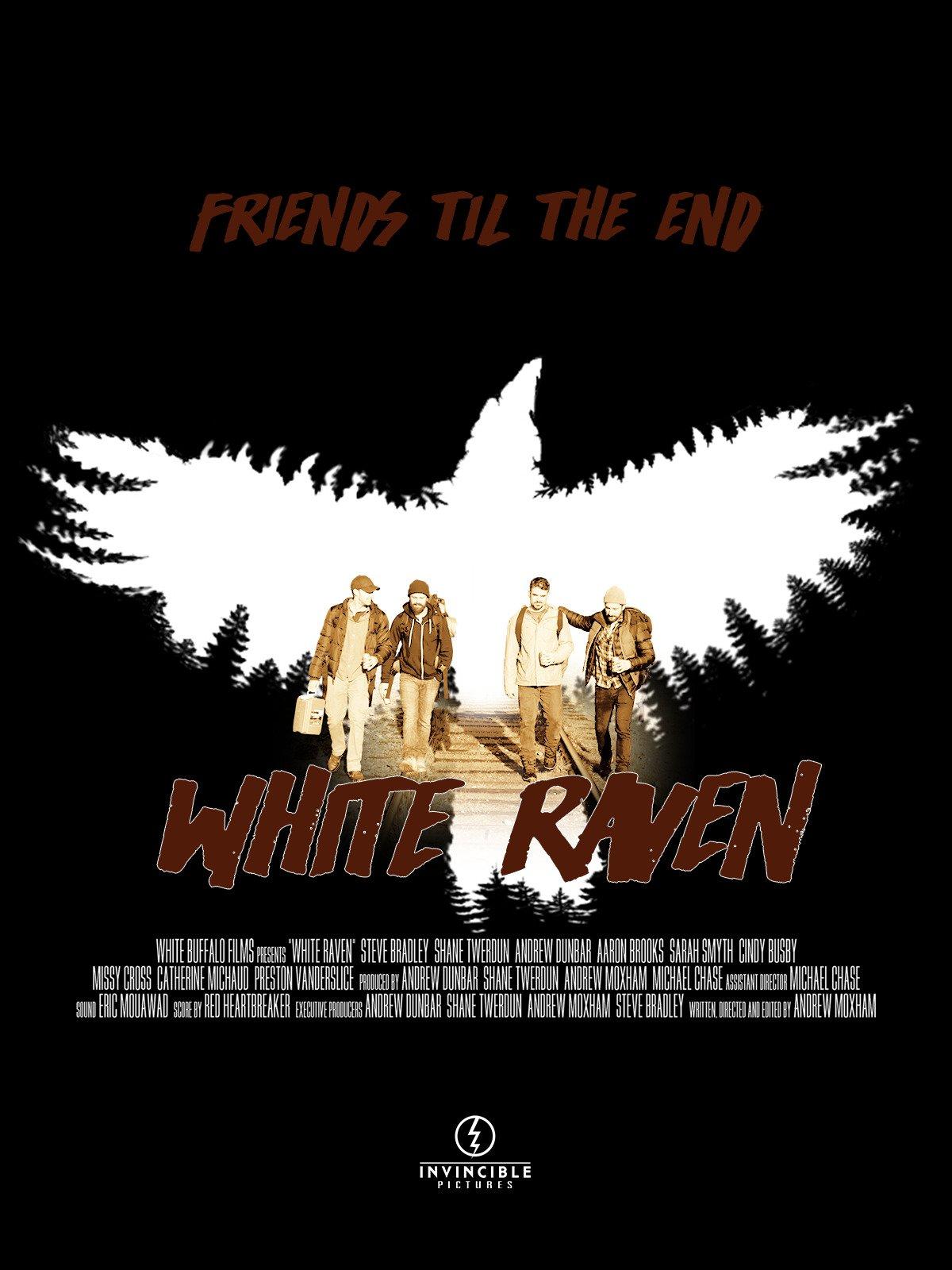 White Raven on Amazon Prime Video UK