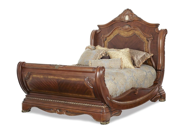 scandi uk ebony bed co aspirestore catherine product lansfield sleigh