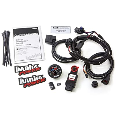 Banks Derringer Tuner 17 19 GM 6.6L L5P: Automotive