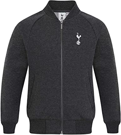 Number 1 Tottenham Fan Varsity Jacket Kids