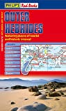 Philip's Outer Hebrides: Leisure and Tourist Map (Philip's Red Books)