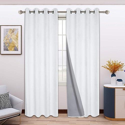 Editors' Choice: FLOWEROOM 100 Blackout Velvet Curtains