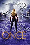 ONCE UPON A TIME X5 SIGNED PHOTO PRINT - SUPERB QUALITY - 12 X 8 INCHES (A4)