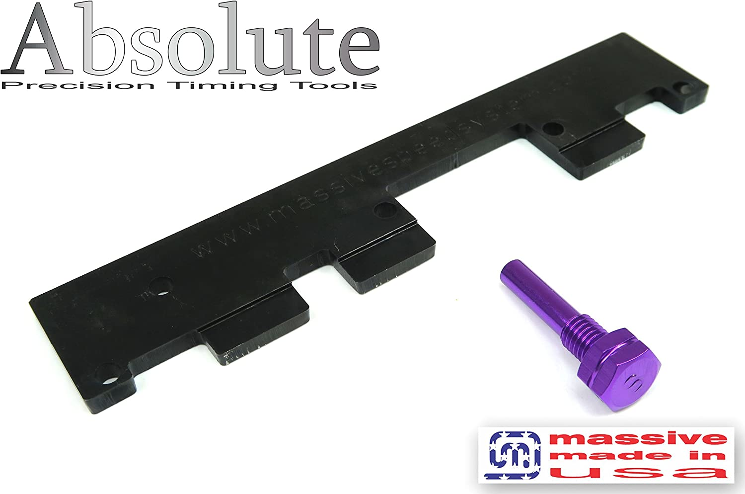 Massive Absolute Precision Cam Timing Tool Set Ford//Mazda Zetec Duratec and MZR Engines 2.0 2.3 2.5 Focus Fusion Escape Ranger Mazda 3 5 6 Miata MX-5 Turbo DISI Mazdaspeed 3 6 CX-7 Direct Injected