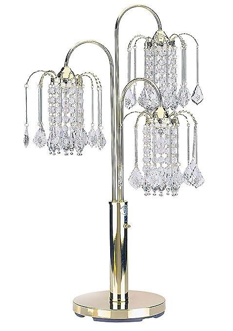 Amazon.com: hongville Elegance – Lámpara de techo con 3 ...