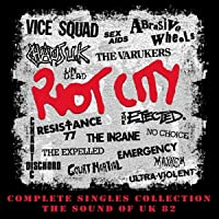 Riot City: Complete Singles Collection / Various [Import] (United Kingdom - Import)