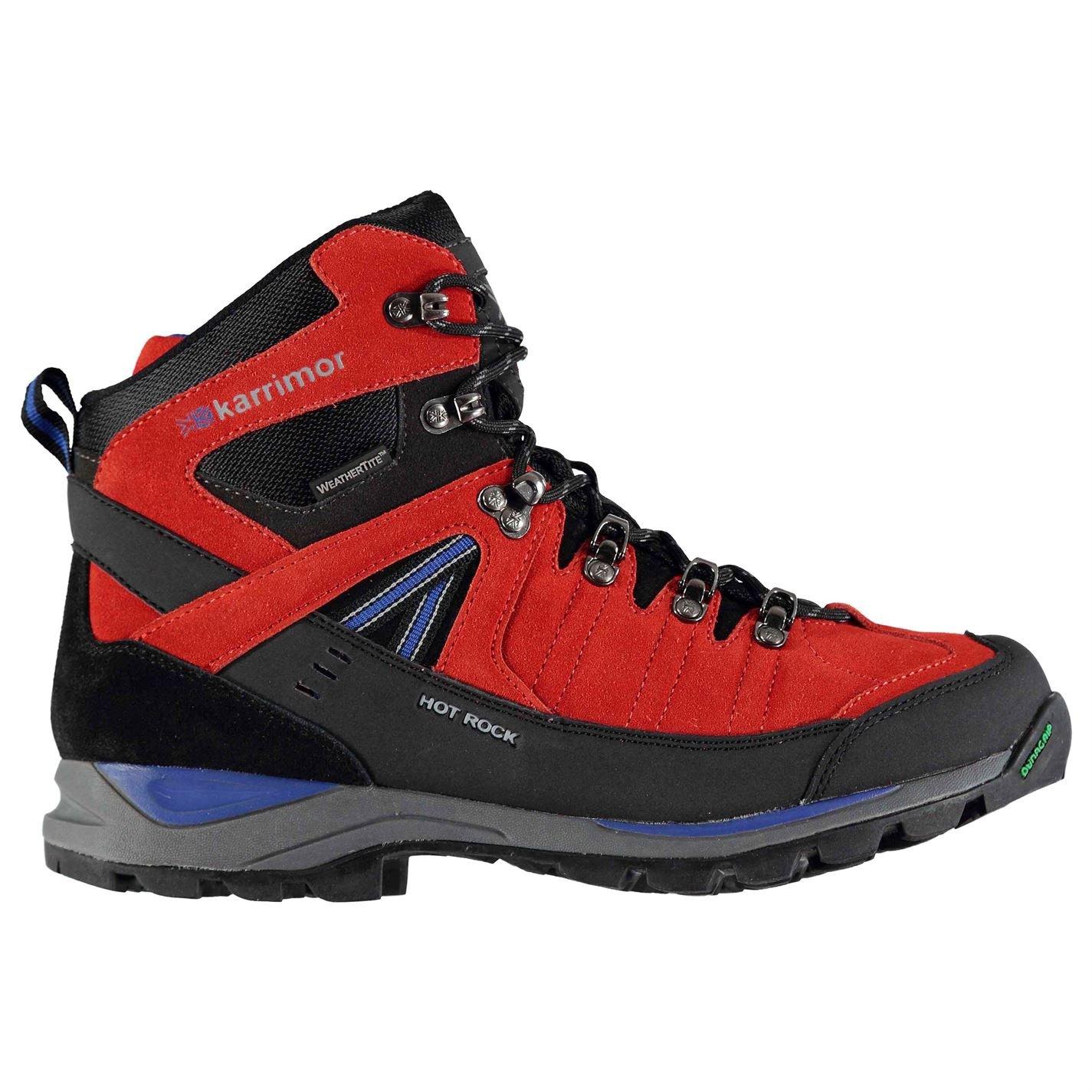 9e7f5b7b346 Karrimor Mens Hot Rock Mid Walking Boot