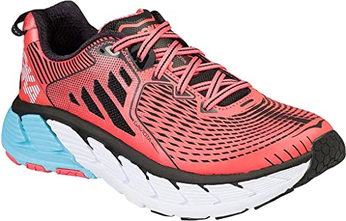 Hoka One One Gaviota, Zapatillas Running Mujer, Anthracite/Dubarry, 38 EU: Amazon.es: Zapatos y complementos