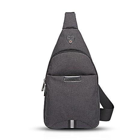 e4da2fb8049b FANDARE Sling Bag Shoulder Backpack Crossbody Bag Chest Pack Bag Chest  Strap Bag Single Strap Bag One Strap Cycling Hiking Outdoor Travel Sport  Bag ...