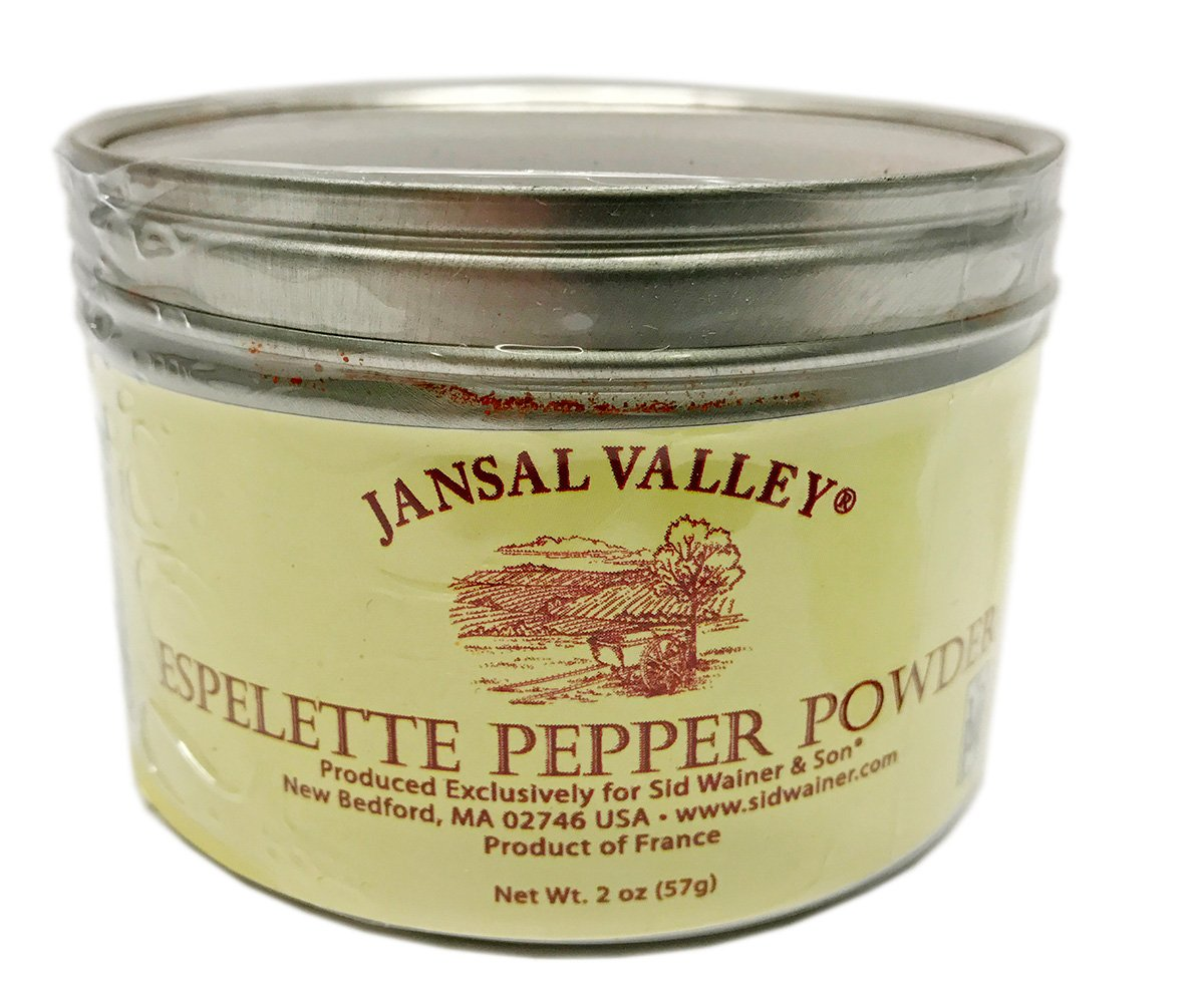 Jansal Valley Espelette Powder, 2 Ounce