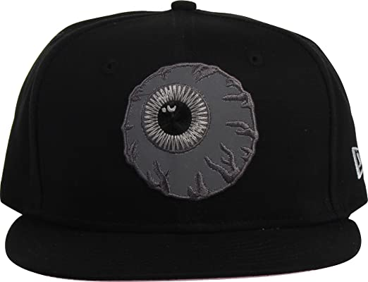 a8ac34e8523 Mishka - Mens Reflective Keep Watch New Era Fitted Hat