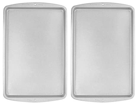 Wilton Recipe Right Medium Cookie Pan 15 1/4 X 10 1/4 Inch