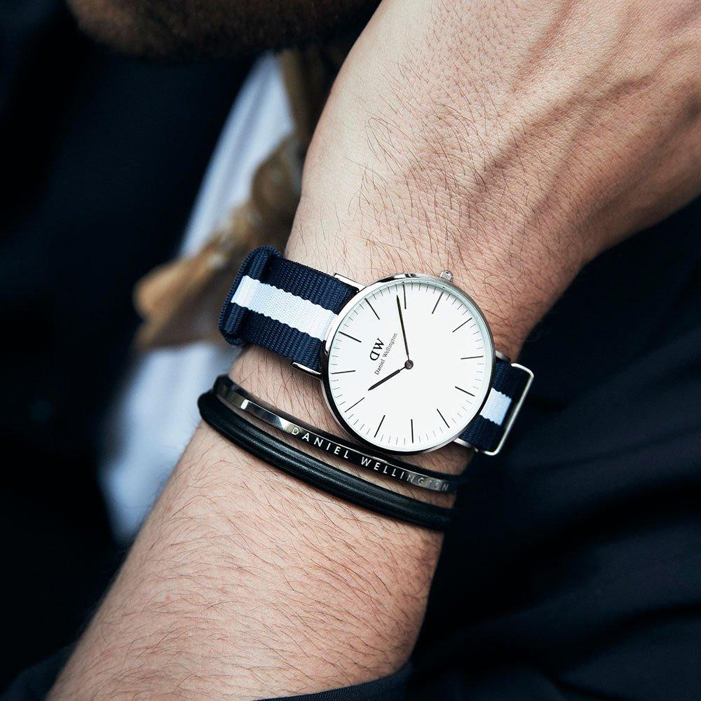 ceaa5f34f18d55 Daniel Wellington Classic Glasgow 40mm - DW00100004 < Wrist Watches <  Clothing, Shoes & Jewelry - tibs