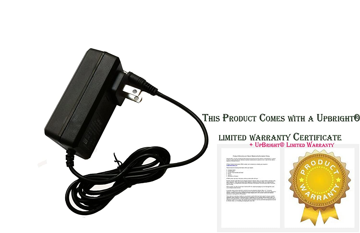 71A7RrTHxnL._SL1500_ amazon com upbright new ac dc adapter for element electronics  at creativeand.co