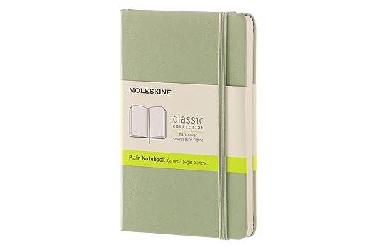 301 opinioni per Moleskine taccuino colorato Pagine bianche Tascabile Weidengrün