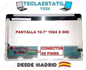 TECLA2XTATIL TC2X Pantalla para PORTATIL Packard Bell Dot_S ...