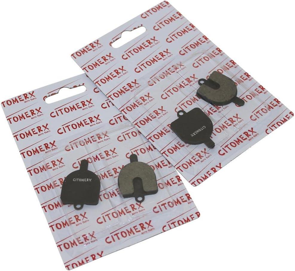 Bremsbeläge Bremsklötze CMX für Hayes HFX1 HFX9 Scheibenbremsanlage neu