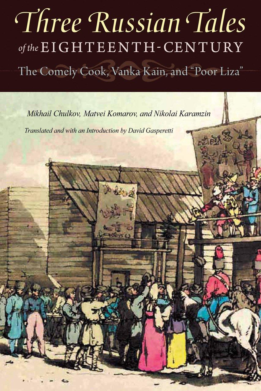 Karamzin, book Poor Liza - reviews, characterization of heroes and analysis 67