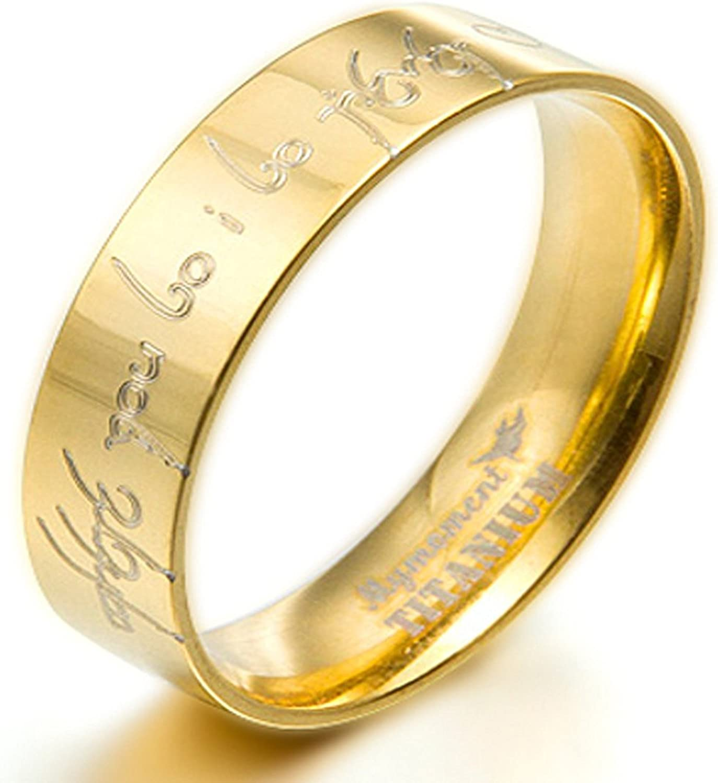 11 Women Ring Size Gemini Groom /& Bride Plain Flat Comfort Fit Black Matching Titanium Wedding Rings Set 6mm /& 4mm Width Men Ring Size 4.25