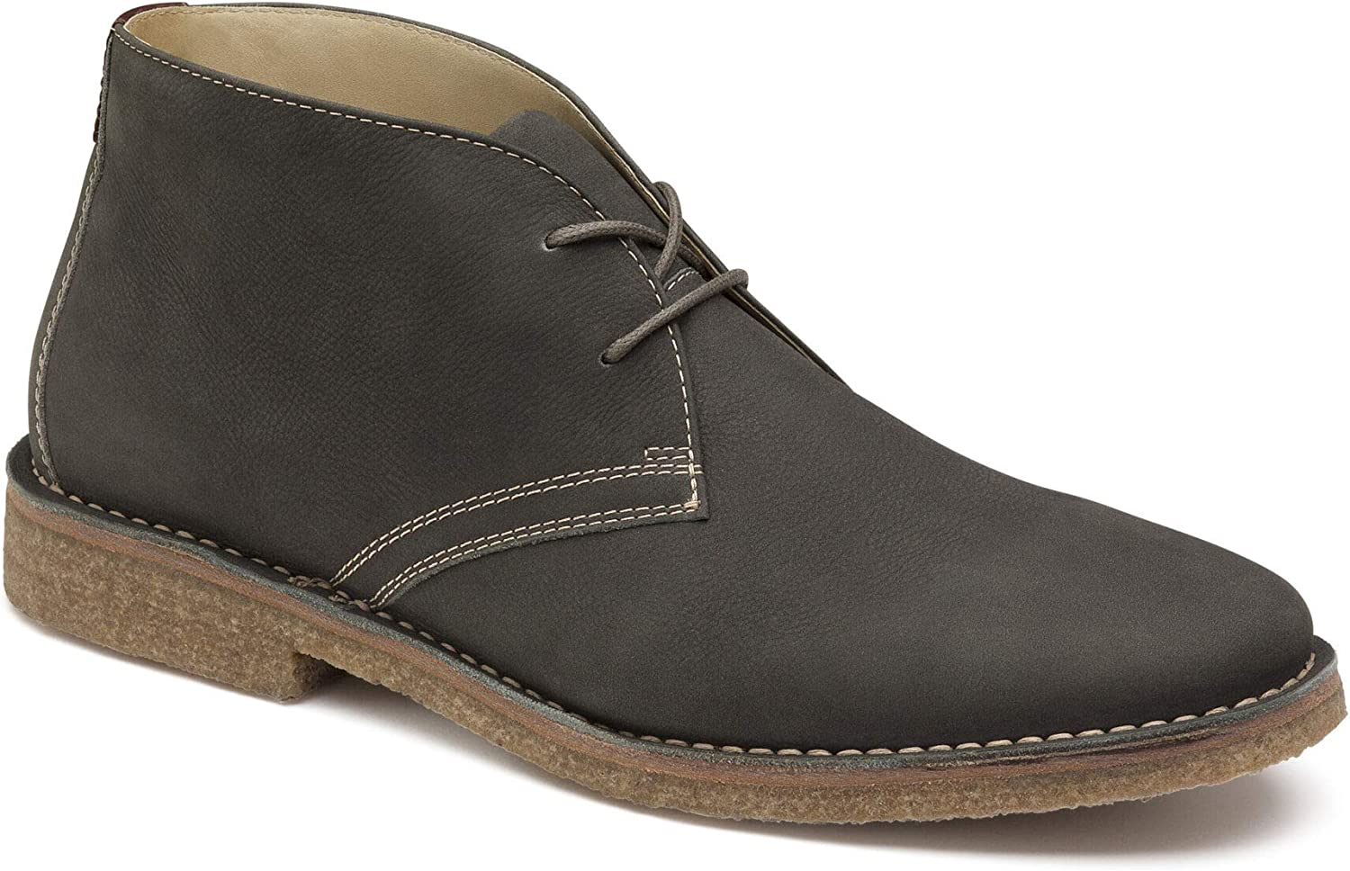 Johnston Murphy Men's Donnelson Toe Plain A surprise price is realized Chukka Spring new work one after another