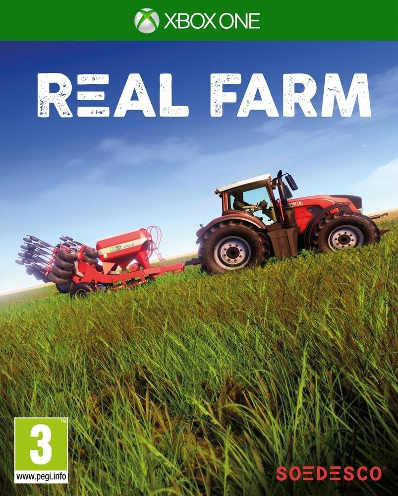 Real Farm XBOX ONE UK IMPORT