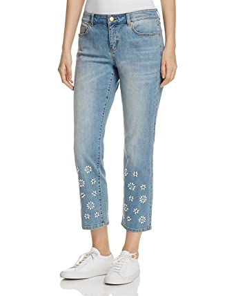 Weite Cropped-Jeans Michael Kors