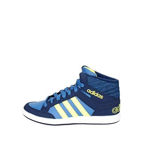Adidas Neo HOOPS MID K sneakers navy scarpe bambino BB9946  Amazon.it   Scarpe e borse bb449badafd