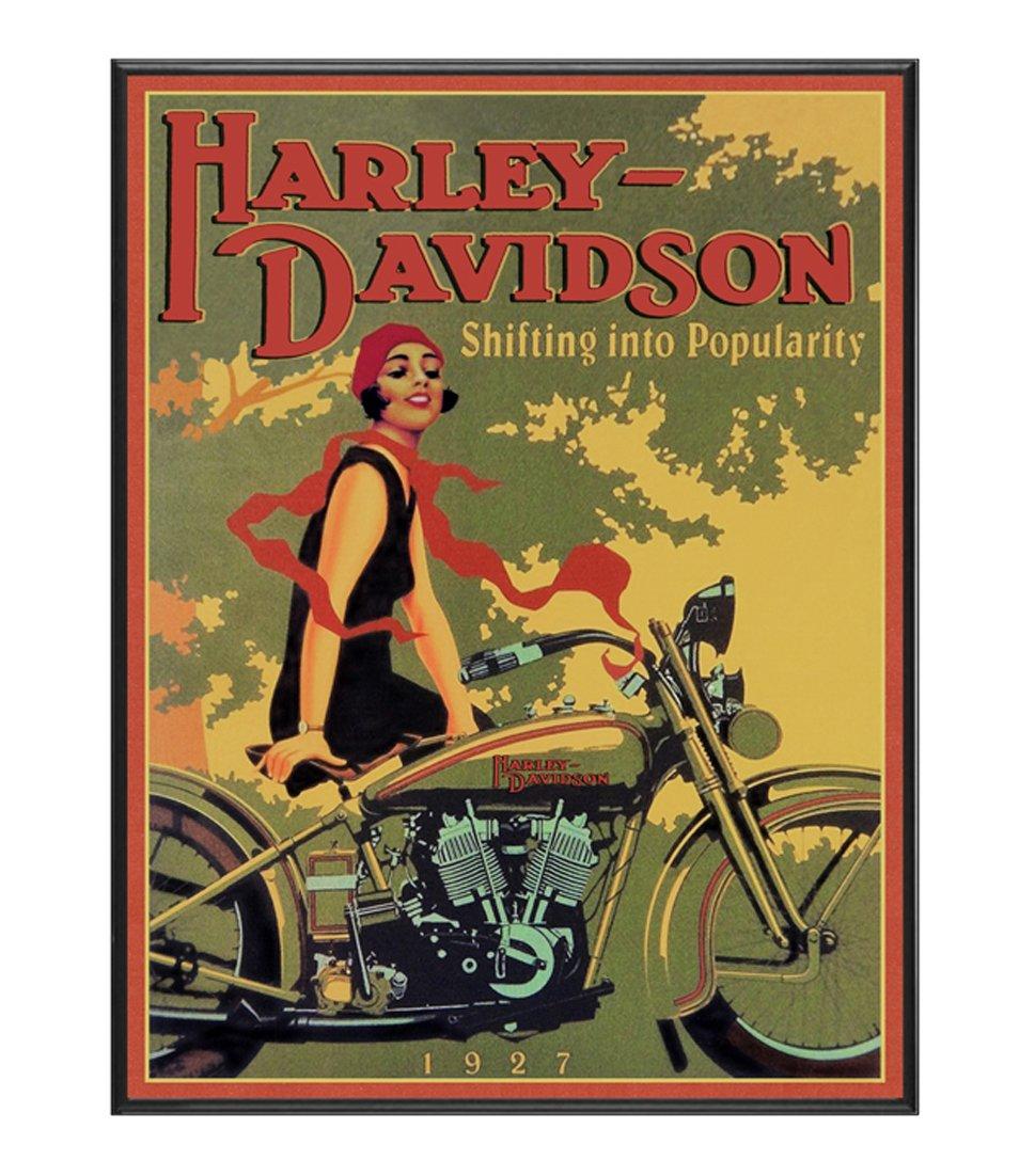 BaikalGallery Harley Davidson 1927 Shifting INTO Popularity ...
