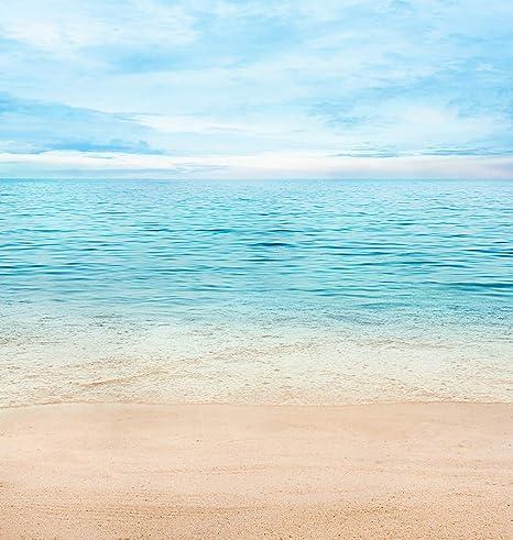 Nivius 150 X 220 Cm Tropische Strandhintergründe Mit Kamera