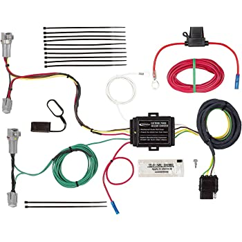 amazon com hopkins 43894 plug in simple vehicle wiring kit automotive rh amazon com
