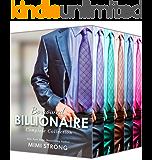 Borrowed Billionaire - The Complete Series (Billionaire Erotic Romance)