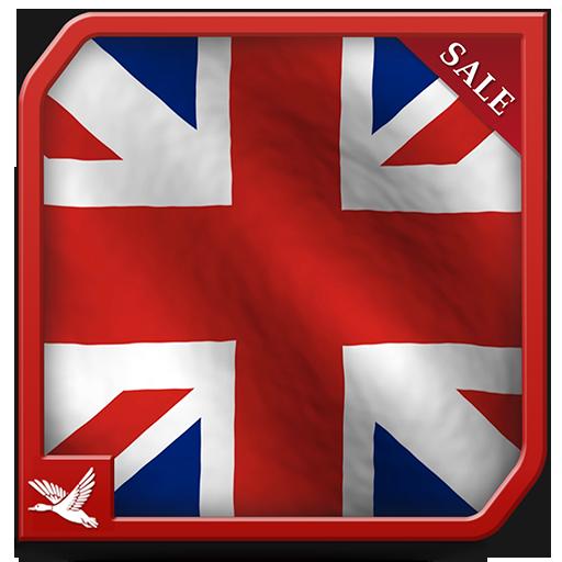 Amazing British Flag   A United Kingdom  Uk  Flag To Celebrate National   Independence Day