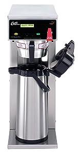 Wilbur Curtis G3 Airpot Brewer 2.2L To 2.5L Single/Standard Airpot Coffee Brewer - Commercial Airpot Coffee Brewer- D500GT12A000 (Each)