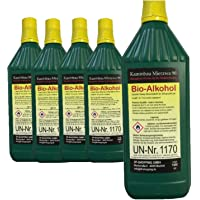 Bioetanol Bio Alcohol Elige de entre 5, 12