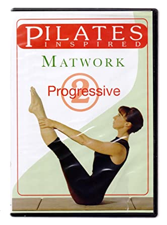 Amazon.com: Pilates Inspired Matwork 2 Progressive: Movies & TV
