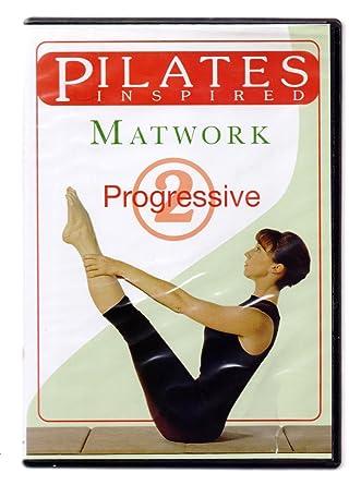Amazon.com: Pilates Inspired Matwork 2 Progressive: Movies & TV
